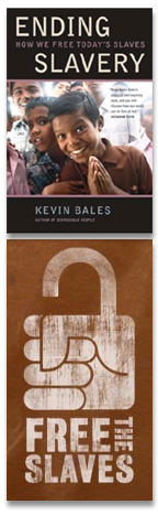 Kevin Bales Book and Group